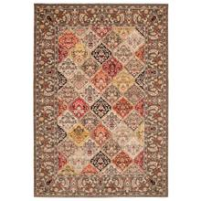"Liora Manne Fresco Panel Indoor/Outdoor Rug Multi 4'10"" x 7'6"""