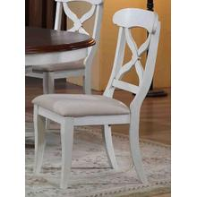 Dining Chairs - Antique White (Set of 2)