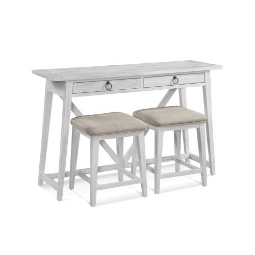 Repose Console Seating Set