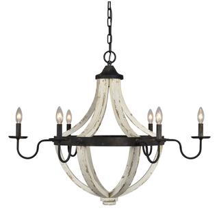 See Details - Rice Chandelier