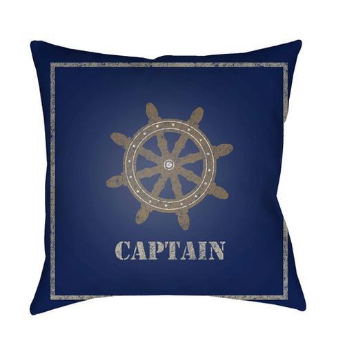 """Captain LAKE-003 18""""H x 18""""W"""