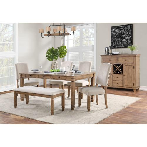 Standard Furniture - Hampshire Dining Table
