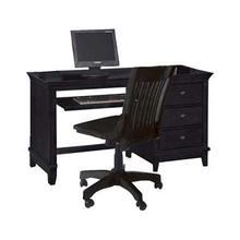 Computer Desk-black