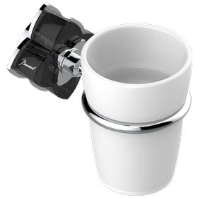 Tumbler holder, wall mounted