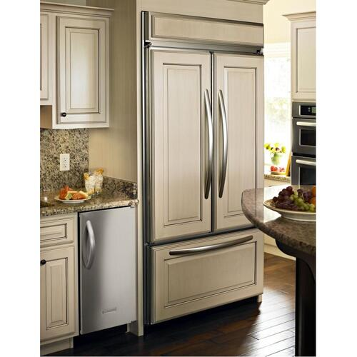 Architect® Series II Built-in Refrigerator Handle Kit (french Door Bottom Mount, Side-by-side, Bottom Mount)