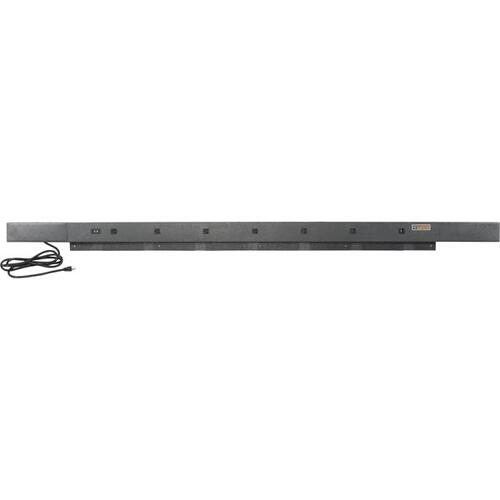 Gallery - 6' Wide 9-Outlet Workbench Powerstrip