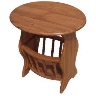 Oval Magazine Table (RTA)