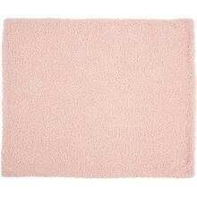 "Faux Fur Fl200 Rose 50"" X 60"" Throw Blanket"