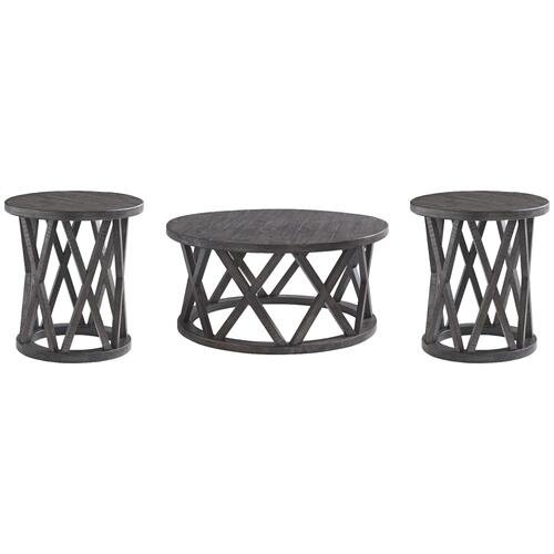 Product Image - Coffee Table With 2 End Tables