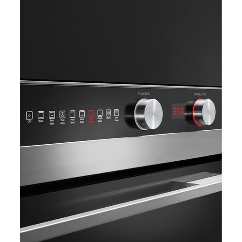 """Fisher & Paykel - Oven, 30"""", 9 Function, Self-cleaning"""