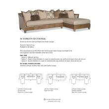 See Details - TOMLYN - 84 TOMLYN SECTIONAL (Sectionals)