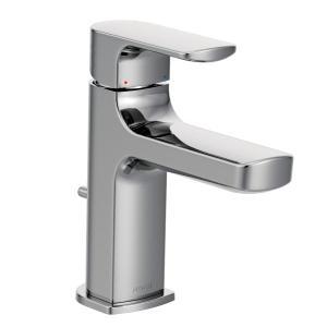 Rizon chrome one-handle bathroom faucet Product Image