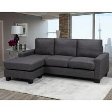 Sectional Sofa, Grey