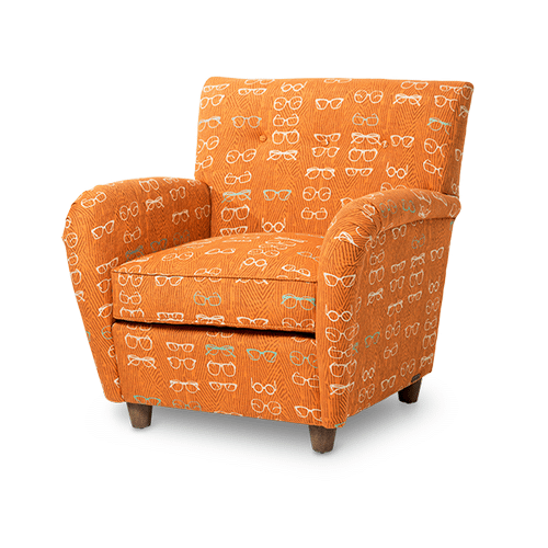 Oliver Accent Chair Haze
