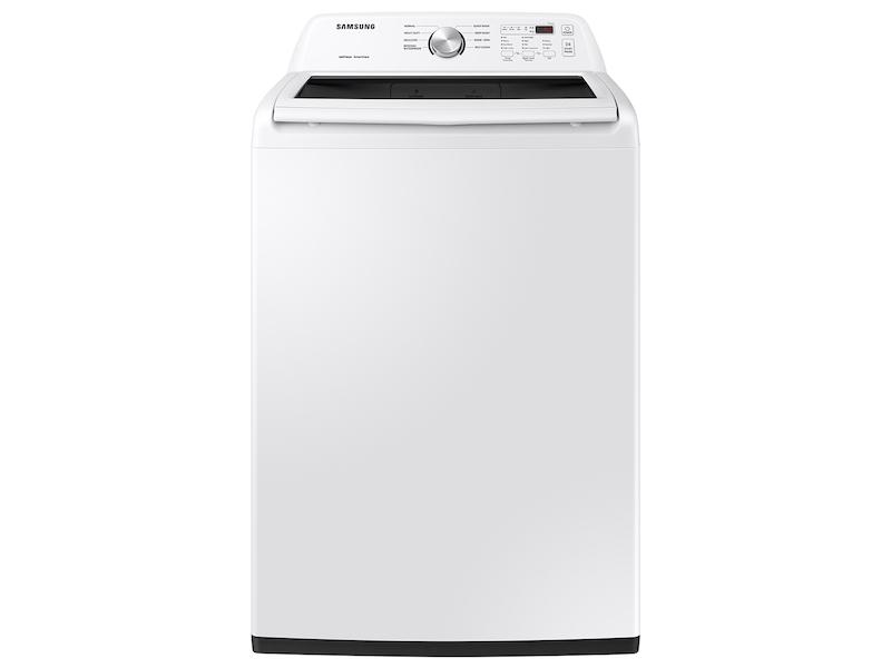 4.5 cu. ft. Top Load Washer with Vibration Reduction Technology+ in White