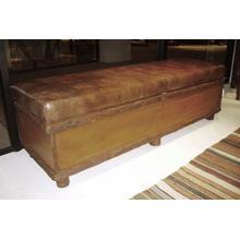 648 Quilt Bench