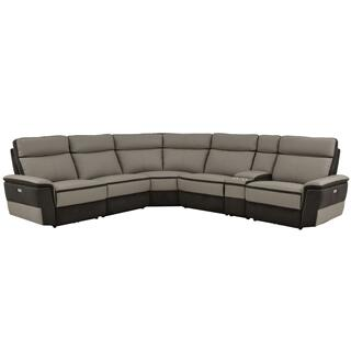 Laertes Power Reclining Sectional