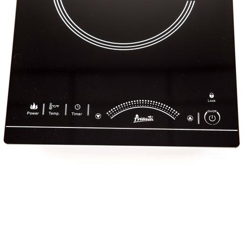 1800W Portable Induction Cooktop