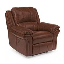 Dandridge Leather Power Recliner