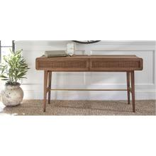 Miles Praline Console Table