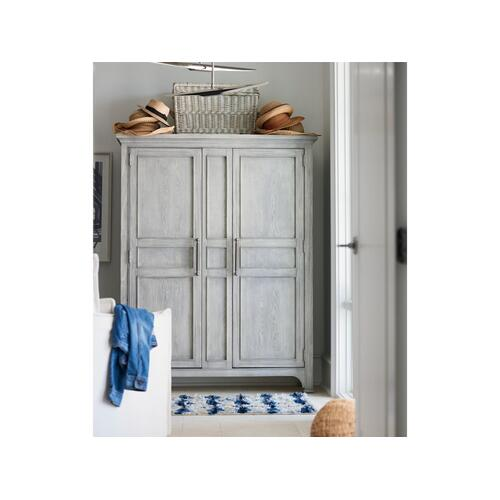 Universal Furniture - Wide Utility Cabinet