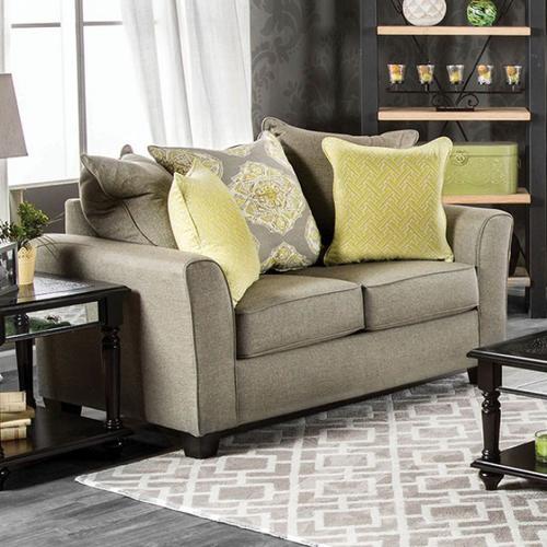 Furniture of America - Macroom Love Seat