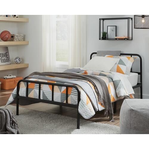 Signature Design By Ashley - Trentlore Twin Platform Bed