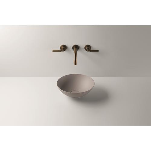 Dish basin, SB.Terra300, oyster matt