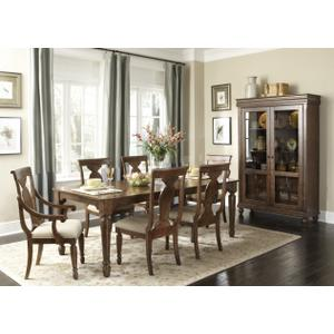 Liberty Furniture Industries - Rustic Tradition Formal Dining