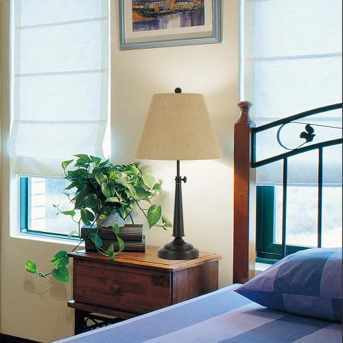 Cal Lighting & Accessories - 150W Madison Table Lamp
