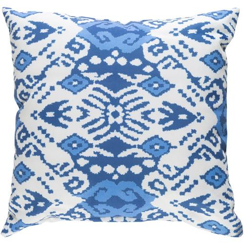 "Indigo Blues ID-023 18""H x 18""W"
