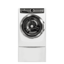 SCRATCH & DENT   Front Load Perfect Steam™ Washer with LuxCare® Wash - 4.3 Cu. Ft
