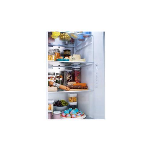LG - 27 cu. ft. Side-By-Side InstaView™ Refrigerator