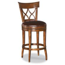 Swivel Armless Bar Stool