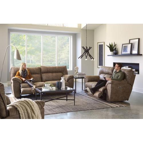 "Gallery - Power Reclining Sofa (88"")"