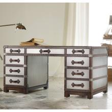 """Melange 60"""" Bondurant Desk"""
