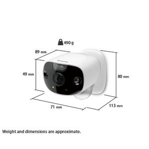KX-HNC715 Smart Home