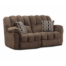 Product Image - Double Reclining Sofa with 2 Pillows