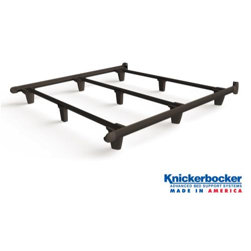 Brown California King EmBrace™ Bed Frame