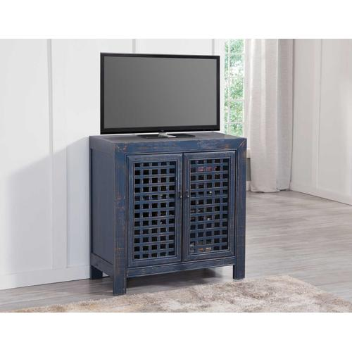 Gallery - Rio Accent Cabinet, Navy