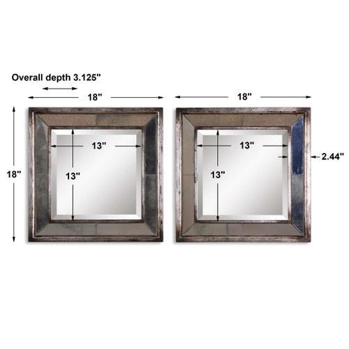 Davion Square Mirrors, S/2