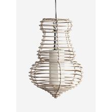 "(LS) Sienna Hanging Lamp (M) (14""X14""X21.5"")"