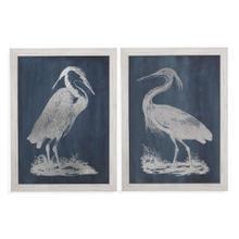 2 Pc Heron
