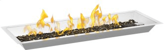 "30"" Linear Patioflame Burner Kit , Stainless Steel , Propane"
