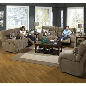 "Power ""Lay Flat"" Recliner"