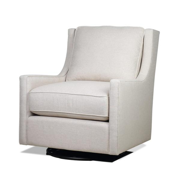 See Details - Hugo Swivel Glider in Windfield Natural