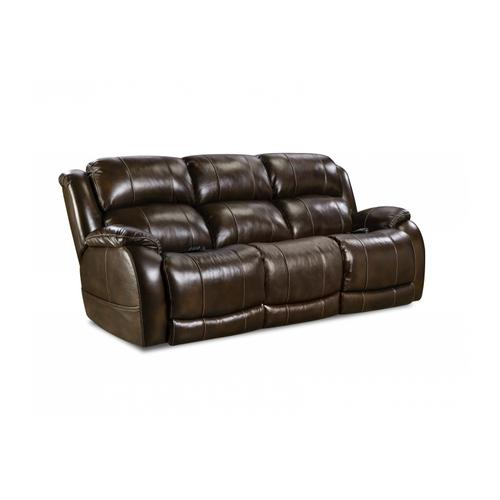 Product Image - 170-37-21  Double Reclining Power Sofa     ***TOP-GRAIN LEATHER***