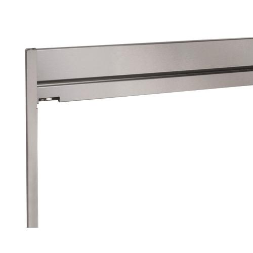 "Frigidaire - Frigidaire Professional 79"" Single Trim kit - Flat Design"