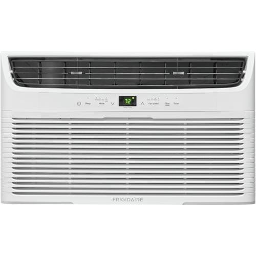 Frigidaire - Frigidaire 12,000 BTU Built-In Room Air Conditioner with Supplemental Heat- 230V/60Hz