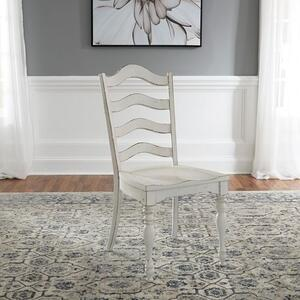 Liberty Furniture Industries - 5 Piece Leg Table Set